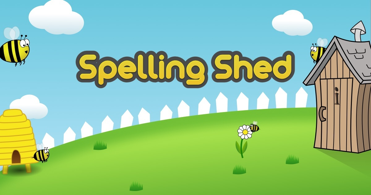 Spelling Shed - Spelling Shed - The Science of Spelling